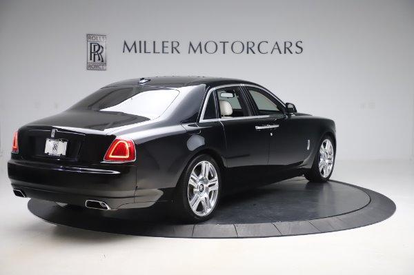 Used 2015 Rolls-Royce Ghost for sale $156,900 at Maserati of Westport in Westport CT 06880 8