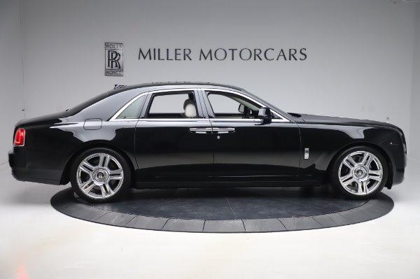 Used 2015 Rolls-Royce Ghost for sale $156,900 at Maserati of Westport in Westport CT 06880 9