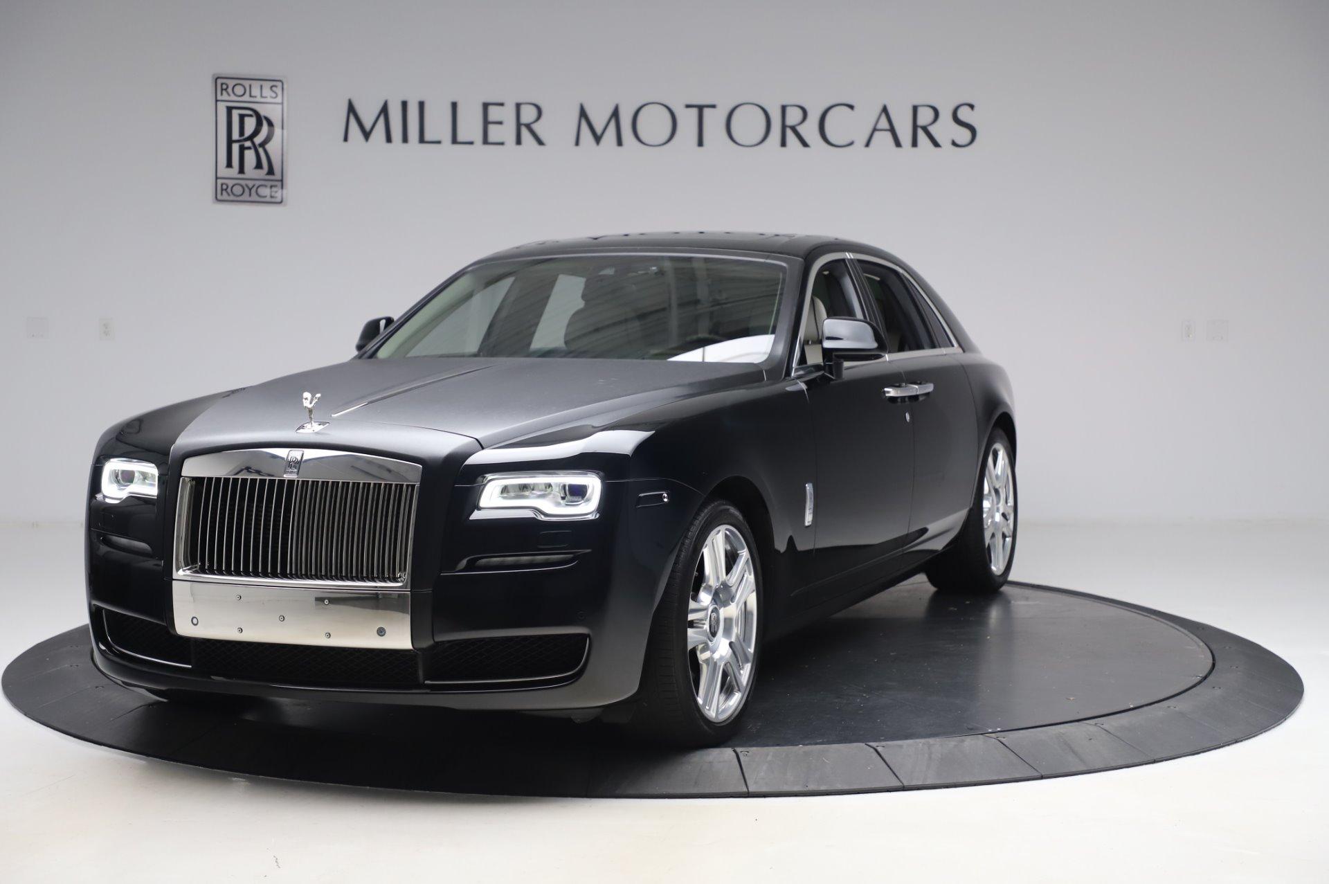 Used 2015 Rolls-Royce Ghost for sale $156,900 at Maserati of Westport in Westport CT 06880 1
