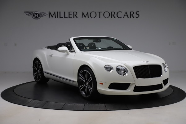 Used 2014 Bentley Continental GTC V8 for sale $109,900 at Maserati of Westport in Westport CT 06880 11