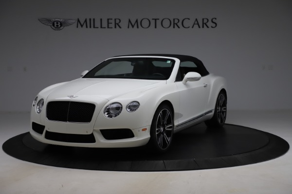 Used 2014 Bentley Continental GTC V8 for sale $109,900 at Maserati of Westport in Westport CT 06880 13