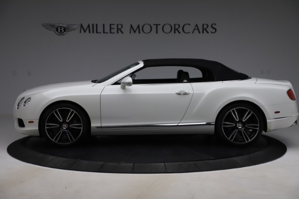 Used 2014 Bentley Continental GTC V8 for sale $109,900 at Maserati of Westport in Westport CT 06880 14