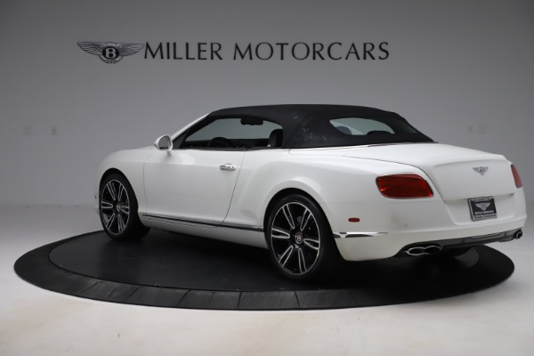 Used 2014 Bentley Continental GTC V8 for sale $109,900 at Maserati of Westport in Westport CT 06880 15
