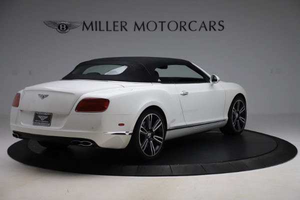 Used 2014 Bentley Continental GT V8 for sale $106,900 at Maserati of Westport in Westport CT 06880 16