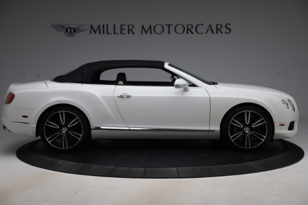 Used 2014 Bentley Continental GTC V8 for sale $109,900 at Maserati of Westport in Westport CT 06880 17