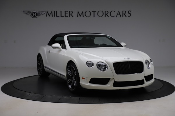 Used 2014 Bentley Continental GTC V8 for sale $109,900 at Maserati of Westport in Westport CT 06880 18