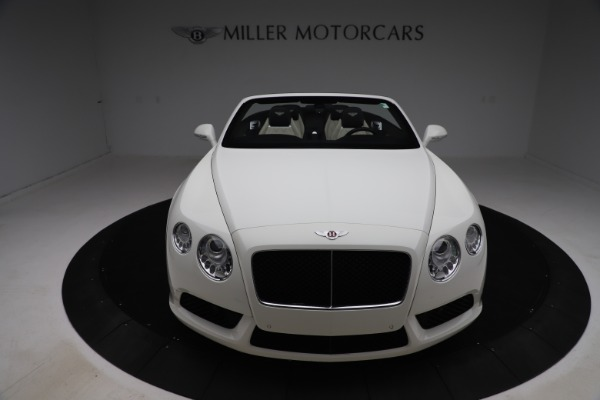Used 2014 Bentley Continental GTC V8 for sale $109,900 at Maserati of Westport in Westport CT 06880 19
