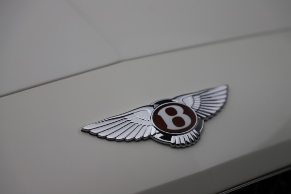 Used 2014 Bentley Continental GTC V8 for sale $109,900 at Maserati of Westport in Westport CT 06880 21