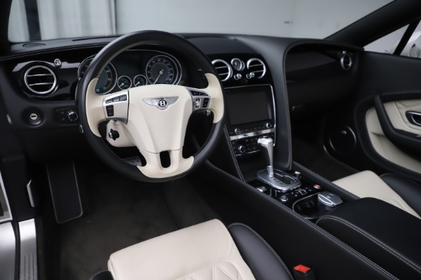 Used 2014 Bentley Continental GTC V8 for sale $109,900 at Maserati of Westport in Westport CT 06880 25