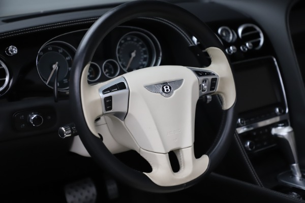 Used 2014 Bentley Continental GTC V8 for sale $109,900 at Maserati of Westport in Westport CT 06880 26