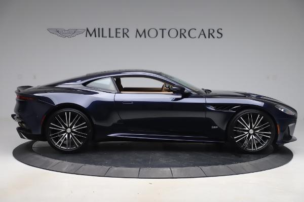 New 2020 Aston Martin DBS Superleggera Coupe for sale $338,286 at Maserati of Westport in Westport CT 06880 10