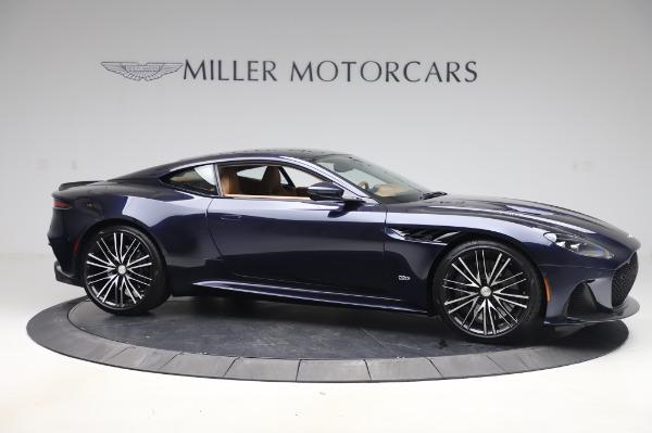 New 2020 Aston Martin DBS Superleggera for sale $338,286 at Maserati of Westport in Westport CT 06880 11