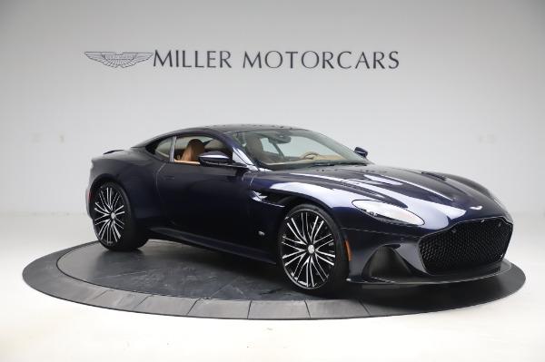 New 2020 Aston Martin DBS Superleggera Coupe for sale $338,286 at Maserati of Westport in Westport CT 06880 12