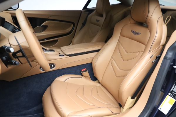New 2020 Aston Martin DBS Superleggera Coupe for sale $338,286 at Maserati of Westport in Westport CT 06880 15