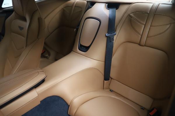 New 2020 Aston Martin DBS Superleggera Coupe for sale $338,286 at Maserati of Westport in Westport CT 06880 16