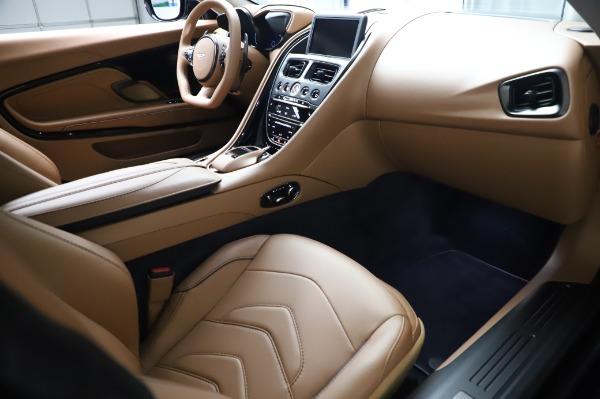 New 2020 Aston Martin DBS Superleggera Coupe for sale $338,286 at Maserati of Westport in Westport CT 06880 18