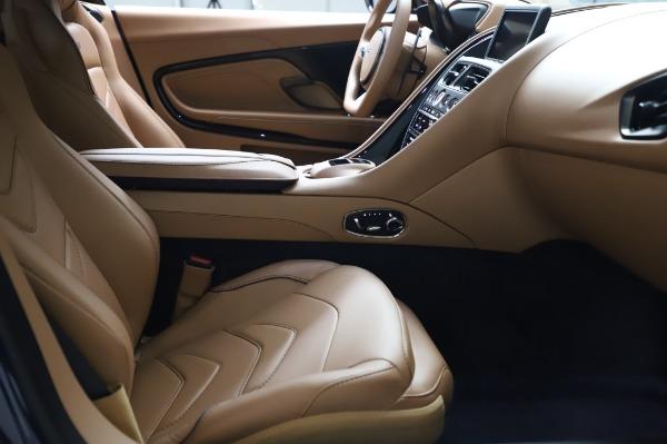 New 2020 Aston Martin DBS Superleggera Coupe for sale $338,286 at Maserati of Westport in Westport CT 06880 19