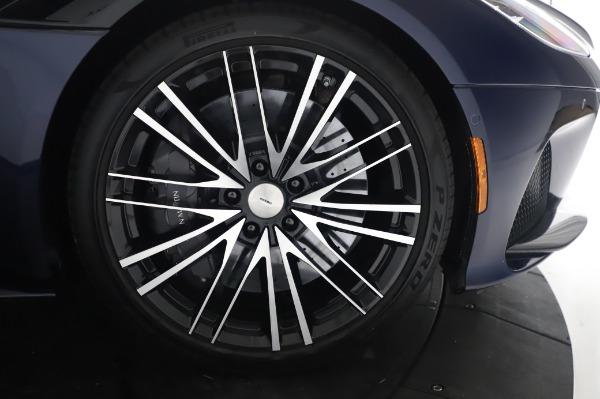 New 2020 Aston Martin DBS Superleggera Coupe for sale $338,286 at Maserati of Westport in Westport CT 06880 23