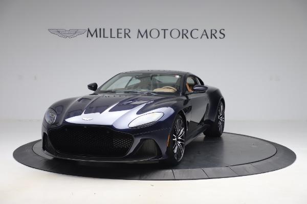 New 2020 Aston Martin DBS Superleggera Coupe for sale $338,286 at Maserati of Westport in Westport CT 06880 3