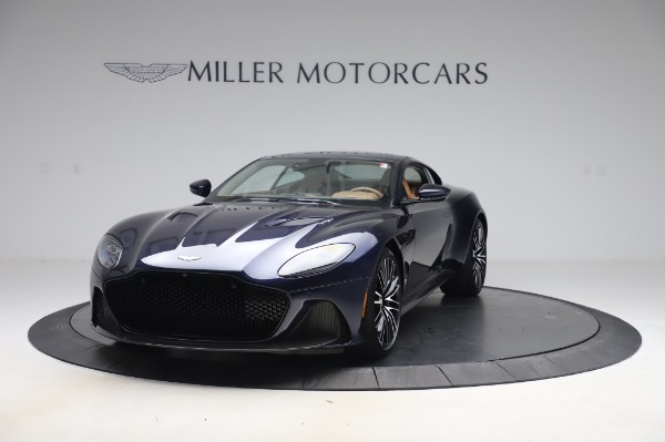 New 2020 Aston Martin DBS Superleggera for sale $338,286 at Maserati of Westport in Westport CT 06880 3