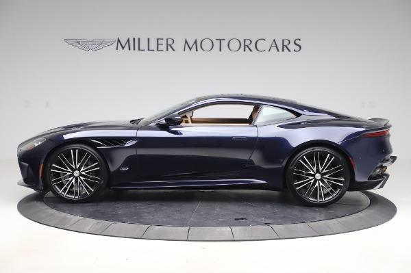 New 2020 Aston Martin DBS Superleggera Coupe for sale $338,286 at Maserati of Westport in Westport CT 06880 4