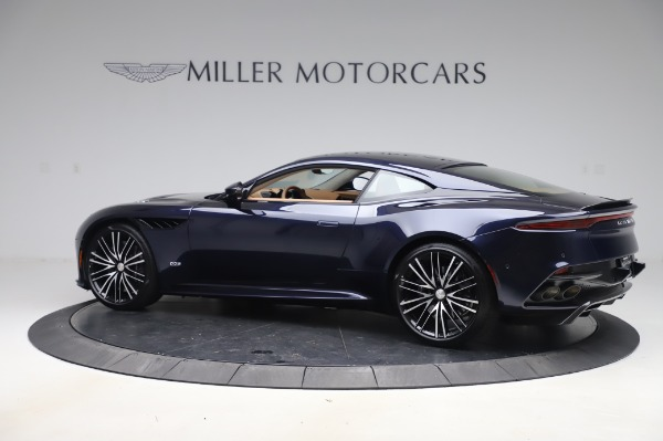 New 2020 Aston Martin DBS Superleggera Coupe for sale $338,286 at Maserati of Westport in Westport CT 06880 5