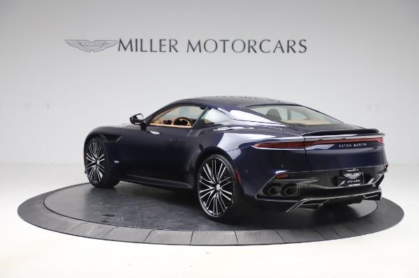 New 2020 Aston Martin DBS Superleggera for sale $338,286 at Maserati of Westport in Westport CT 06880 6