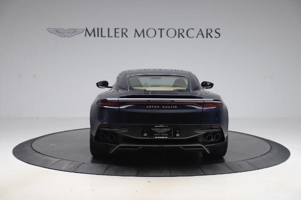 New 2020 Aston Martin DBS Superleggera Coupe for sale $338,286 at Maserati of Westport in Westport CT 06880 7