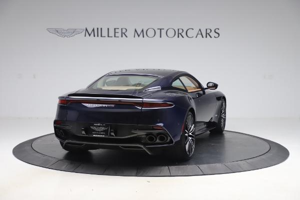 New 2020 Aston Martin DBS Superleggera for sale $338,286 at Maserati of Westport in Westport CT 06880 8