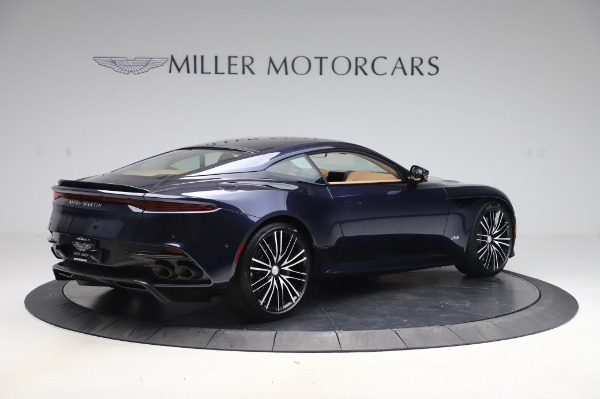 New 2020 Aston Martin DBS Superleggera for sale $338,286 at Maserati of Westport in Westport CT 06880 9