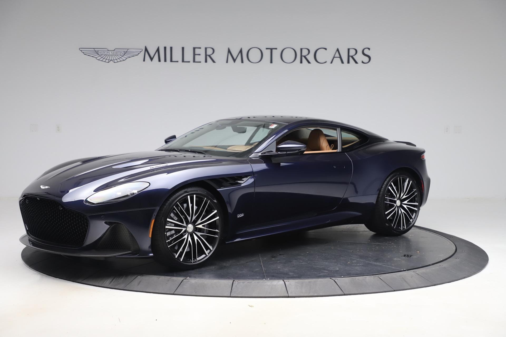 New 2020 Aston Martin DBS Superleggera Coupe for sale $338,286 at Maserati of Westport in Westport CT 06880 1
