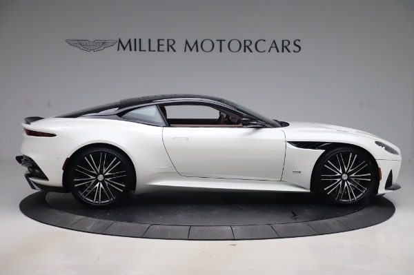New 2020 Aston Martin DBS Superleggera Coupe for sale $337,686 at Maserati of Westport in Westport CT 06880 10
