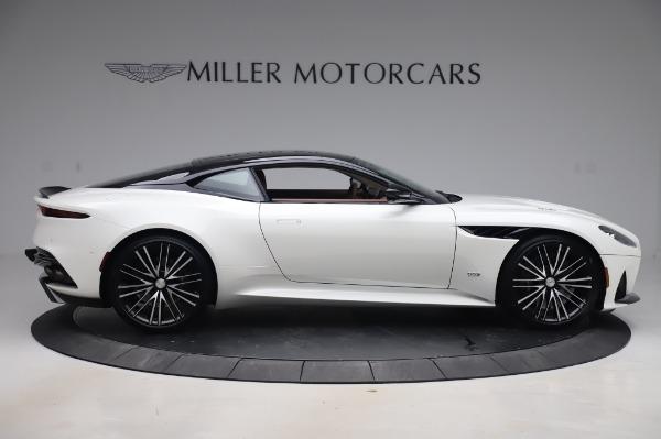 New 2020 Aston Martin DBS Superleggera for sale $337,686 at Maserati of Westport in Westport CT 06880 10