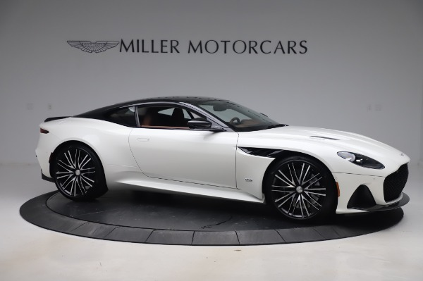 New 2020 Aston Martin DBS Superleggera Coupe for sale $337,686 at Maserati of Westport in Westport CT 06880 11