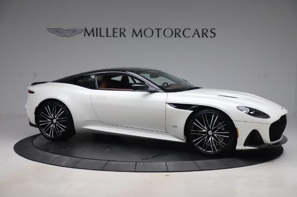 New 2020 Aston Martin DBS Superleggera for sale $337,686 at Maserati of Westport in Westport CT 06880 11