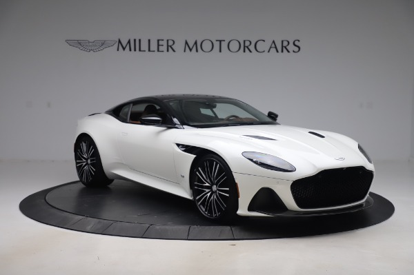 New 2020 Aston Martin DBS Superleggera Coupe for sale $337,686 at Maserati of Westport in Westport CT 06880 12