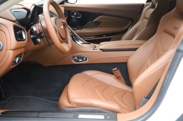 New 2020 Aston Martin DBS Superleggera for sale $337,686 at Maserati of Westport in Westport CT 06880 14