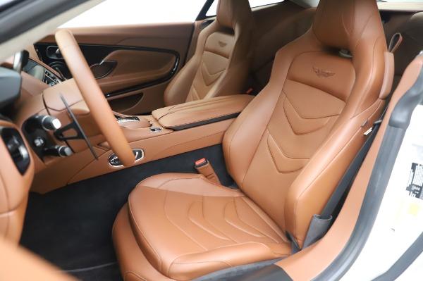 New 2020 Aston Martin DBS Superleggera for sale $337,686 at Maserati of Westport in Westport CT 06880 15