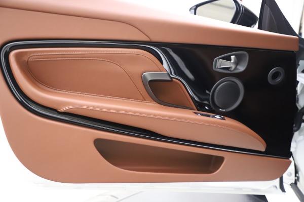 New 2020 Aston Martin DBS Superleggera for sale $337,686 at Maserati of Westport in Westport CT 06880 17