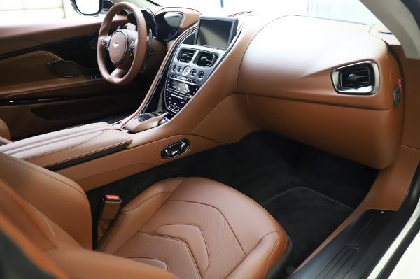 Used 2020 Aston Martin DBS Superleggera for sale $299,990 at Maserati of Westport in Westport CT 06880 18
