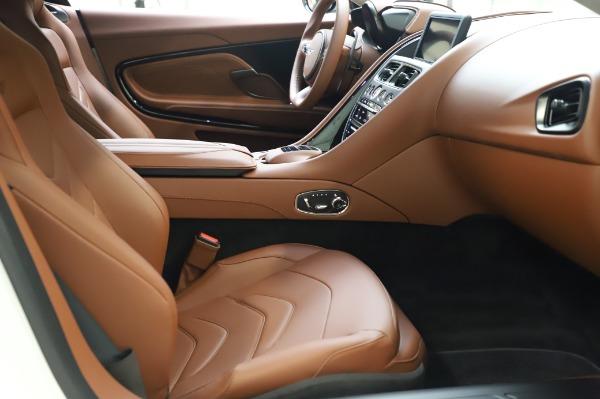 New 2020 Aston Martin DBS Superleggera for sale $337,686 at Maserati of Westport in Westport CT 06880 19