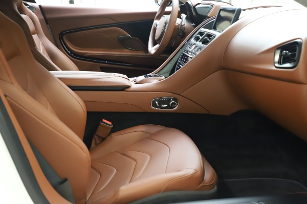 Used 2020 Aston Martin DBS Superleggera for sale $299,990 at Maserati of Westport in Westport CT 06880 19