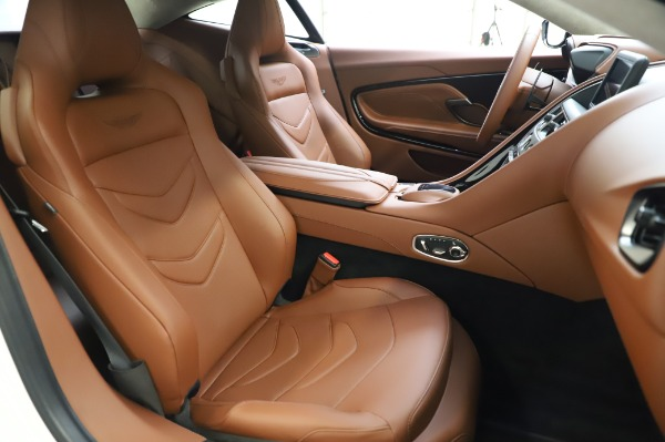 New 2020 Aston Martin DBS Superleggera for sale $337,686 at Maserati of Westport in Westport CT 06880 20
