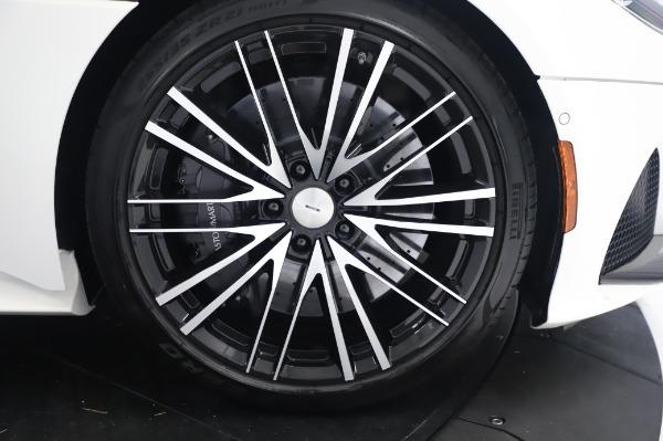 New 2020 Aston Martin DBS Superleggera for sale $337,686 at Maserati of Westport in Westport CT 06880 23