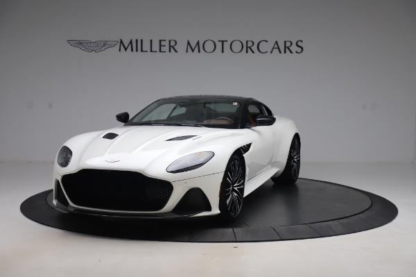 New 2020 Aston Martin DBS Superleggera Coupe for sale $337,686 at Maserati of Westport in Westport CT 06880 3