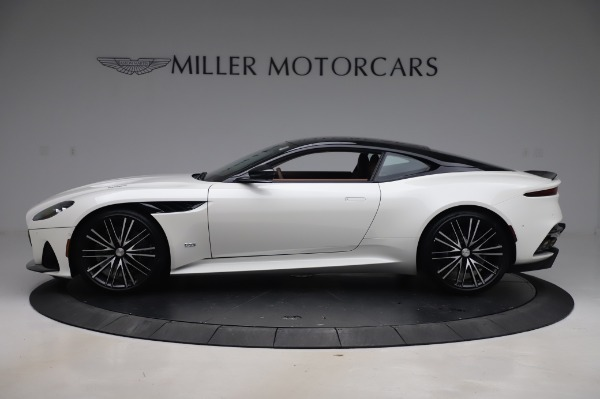 New 2020 Aston Martin DBS Superleggera Coupe for sale $337,686 at Maserati of Westport in Westport CT 06880 4