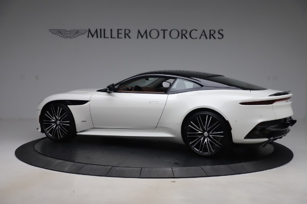 New 2020 Aston Martin DBS Superleggera Coupe for sale $337,686 at Maserati of Westport in Westport CT 06880 5