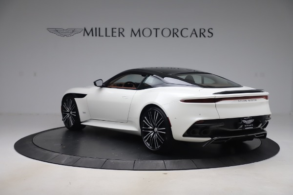 New 2020 Aston Martin DBS Superleggera Coupe for sale $337,686 at Maserati of Westport in Westport CT 06880 6