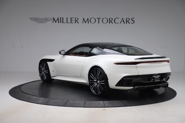 Used 2020 Aston Martin DBS Superleggera for sale $299,990 at Maserati of Westport in Westport CT 06880 6