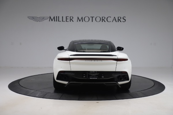 New 2020 Aston Martin DBS Superleggera Coupe for sale $337,686 at Maserati of Westport in Westport CT 06880 7